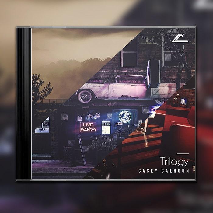 Casey Calhoun – Trilogy Cover Design
