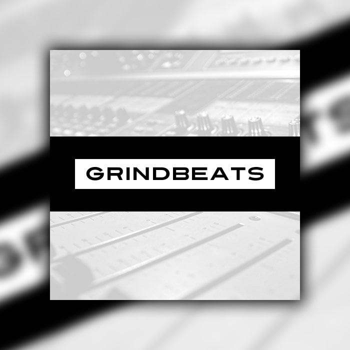 Grafik Design Logo Grind Beats