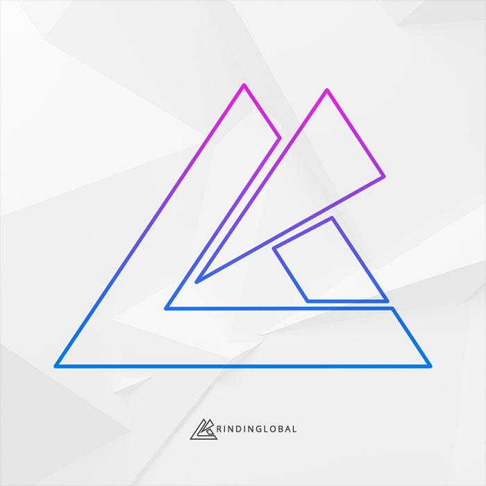Grafik Design Logo GrindinGlobal
