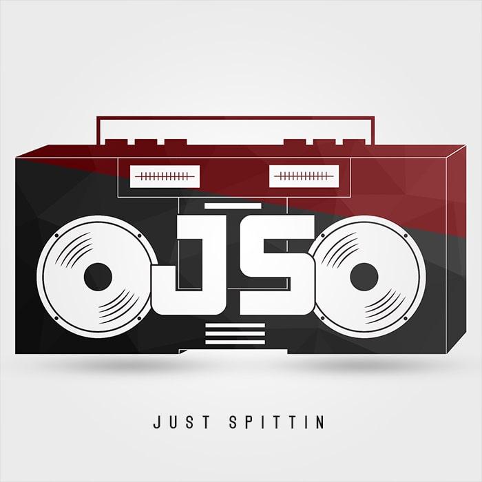 Grafik Design Logo JS – Just Spittin