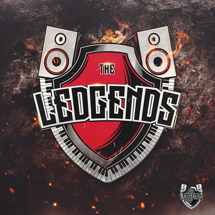 Grafik Design Logo The Ledgends