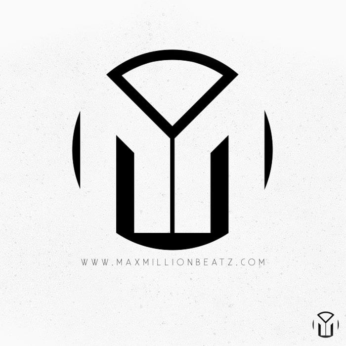 Grafik Design Logo MaxMillionBeatz