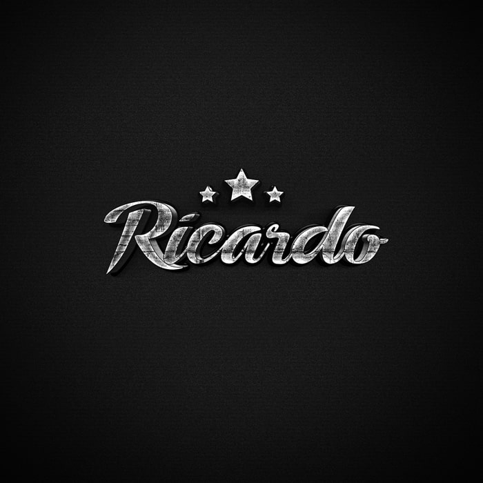 Grafik Design Logo Ricardo