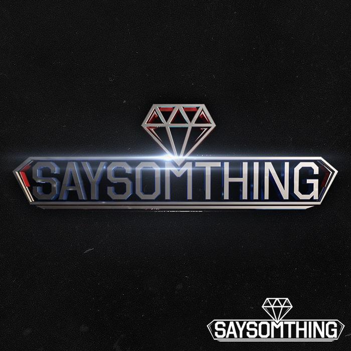 Grafik Design Logo SaySomthing
