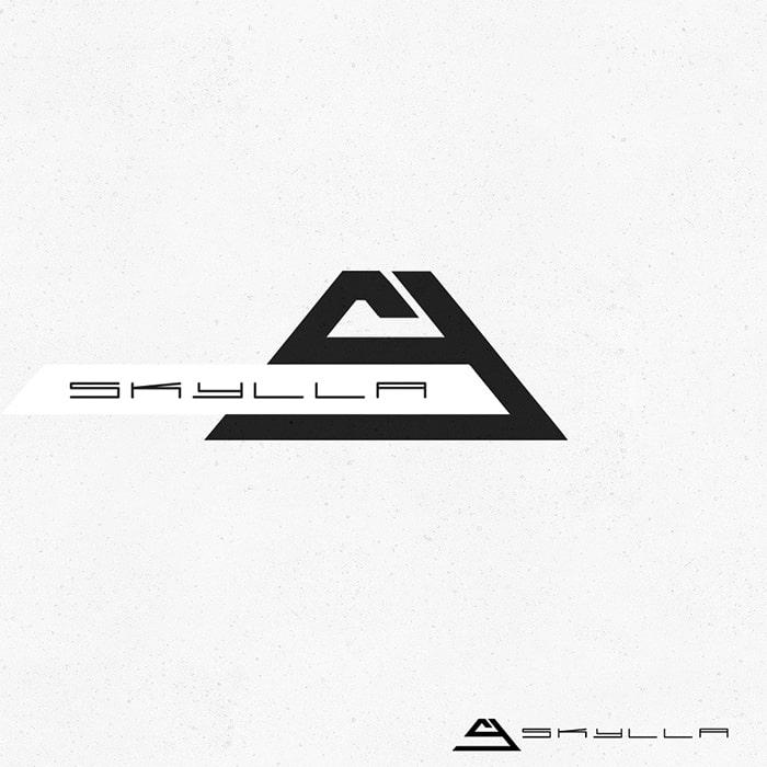 Grafik Design Logo Skylla