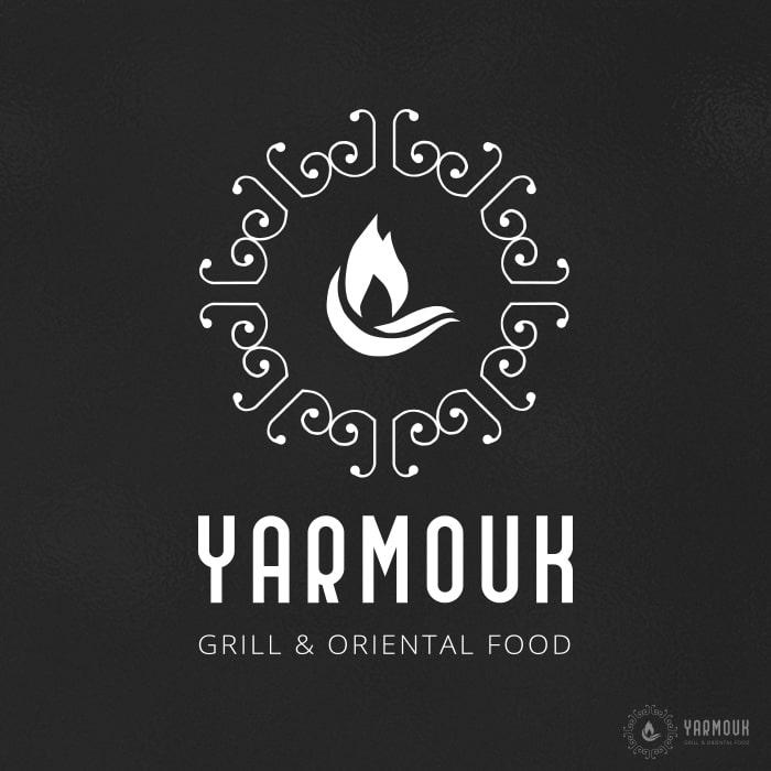 Grafik Design Logo Yarmouk
