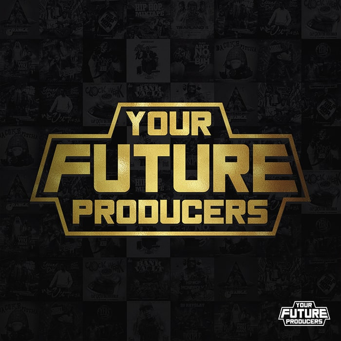Grafik Design Logo Your Future Producers