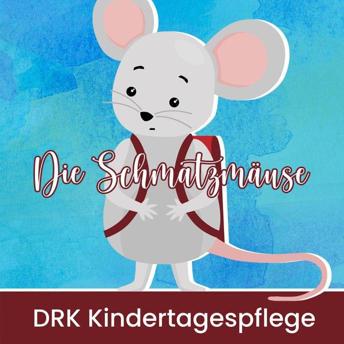 Logo DRK Kindertagespflege Die Schmatzmäuse