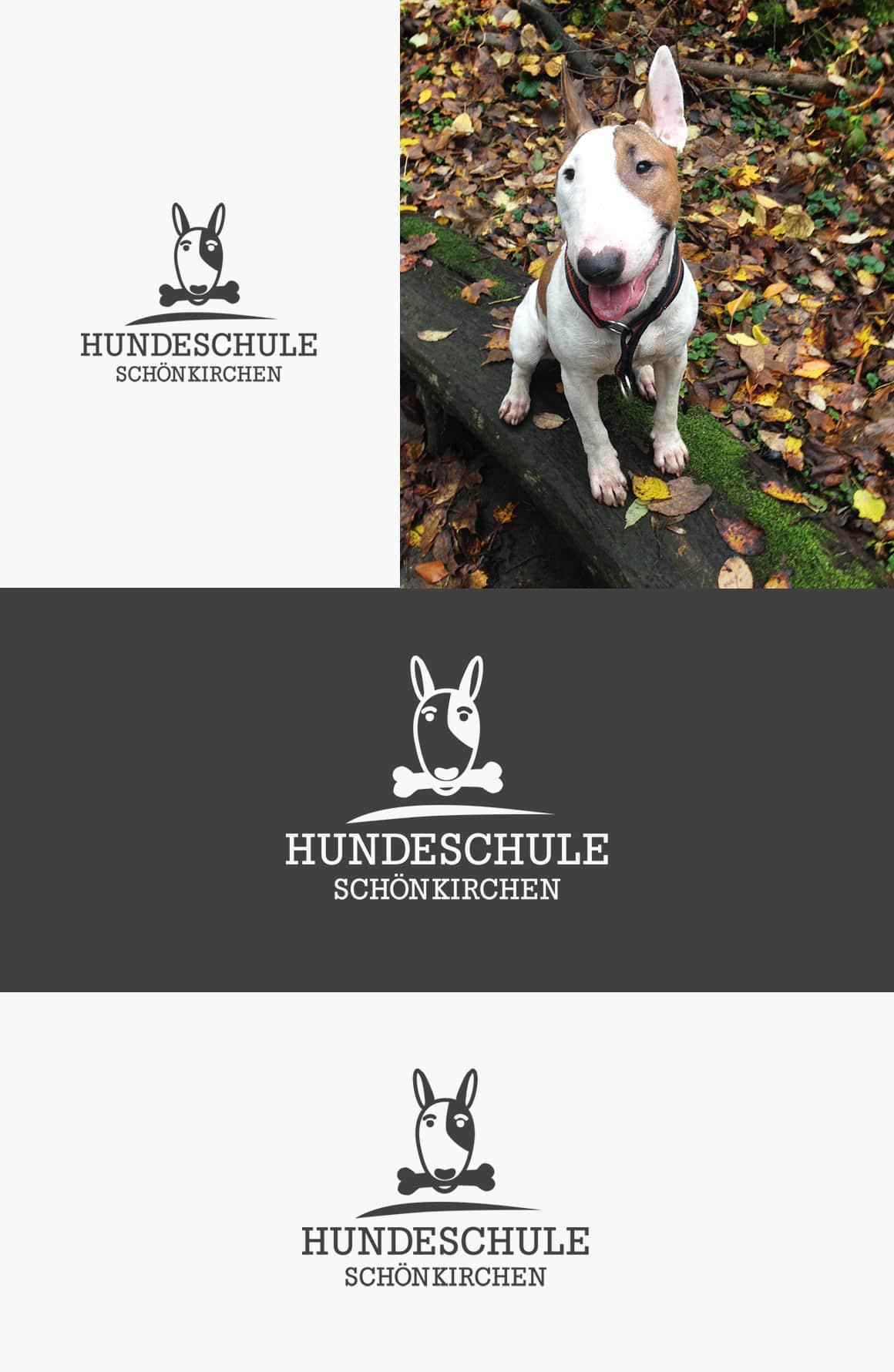 Hundeschule Schönkirchen Logo Vorschau