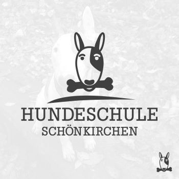 Grafik Design Logo Hundeschule Schönkirchen