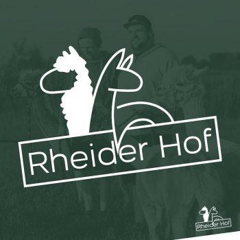 Grafik Design Logo Rheider Hof
